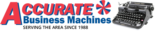 Accurate Business Machines Logo